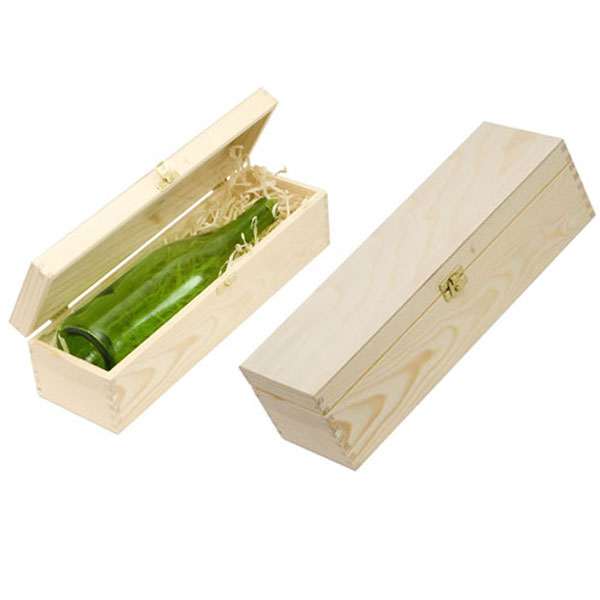 1Z wooden box for wine