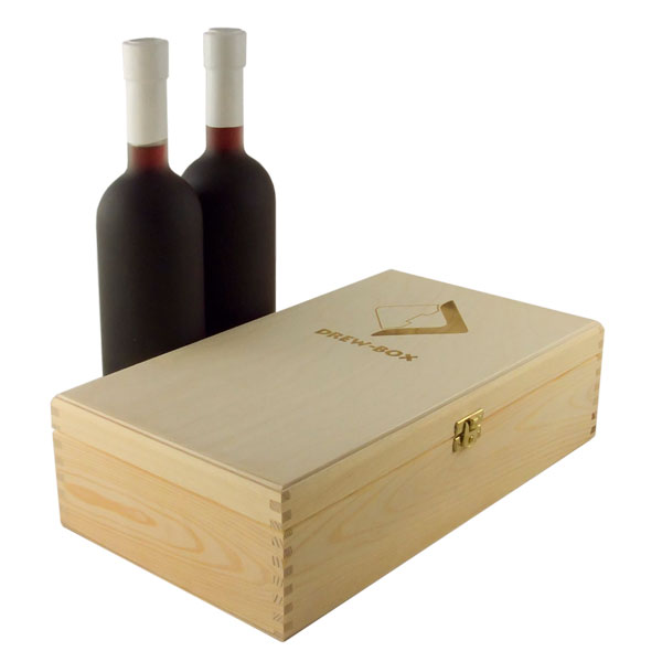 2Z wooden box for wines