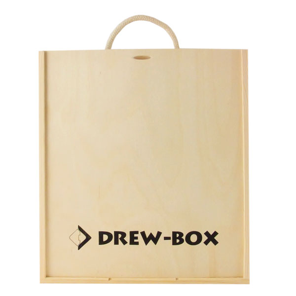3S wooden box for wines