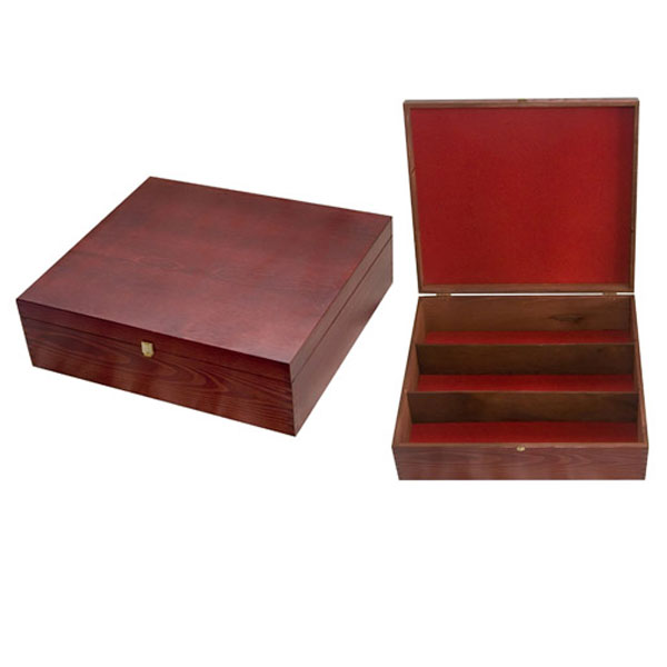 3Z wooden box for wines