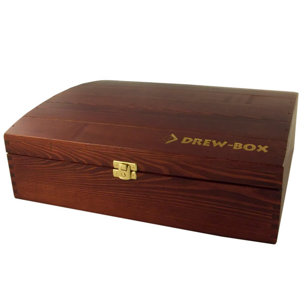 3KU wooden trunk for wines
