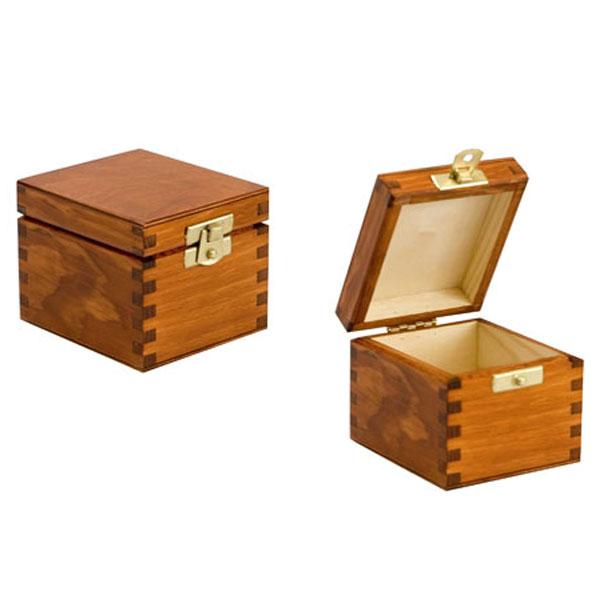 Chwalebne Pudełka drewniane na herbatę DREW-BOX Producent skrzynek z drewna EJ89