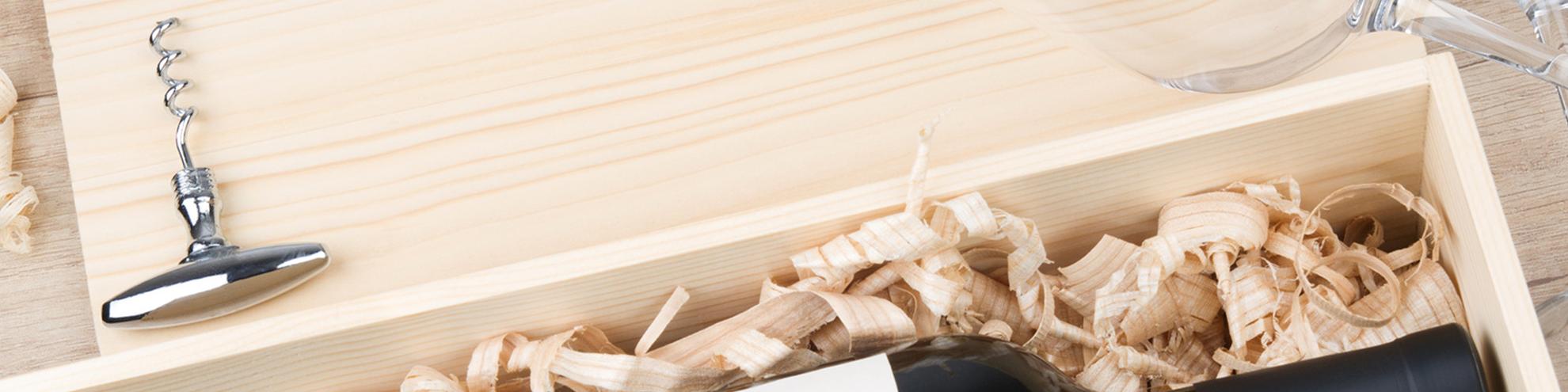 producent skrzynek z drewna